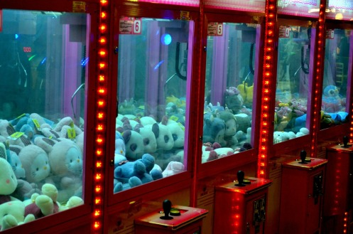Claw Machine Arcade