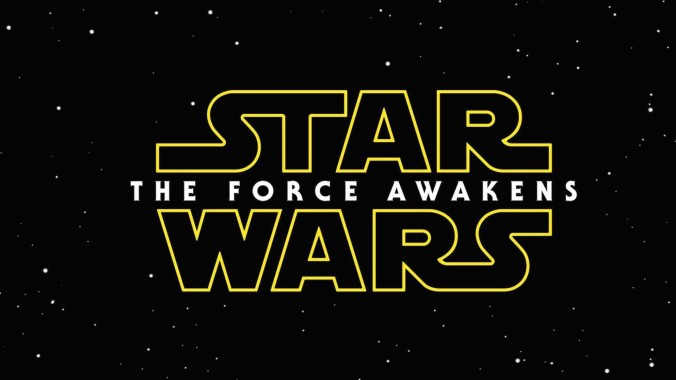 Star Wars VII Logo